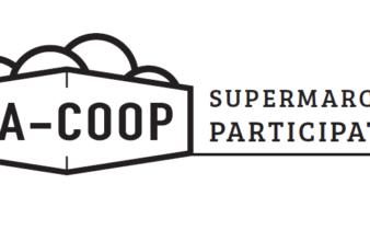 Logo de Ma-Coop, projet de supermarché participatif à La Rochelle. Auteur : Matthieu, de Happi Collectif